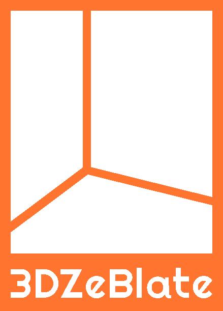Logo 3DZeBlate